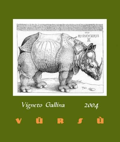 2004 La Spinetta Barbaresco Vigneto Gallina Vursu