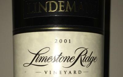 Lindeman's Limestone Ridge 2001