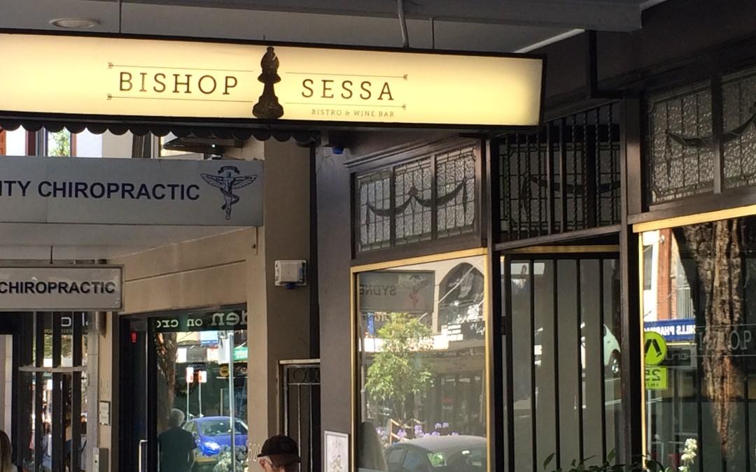 Bishop Sessa