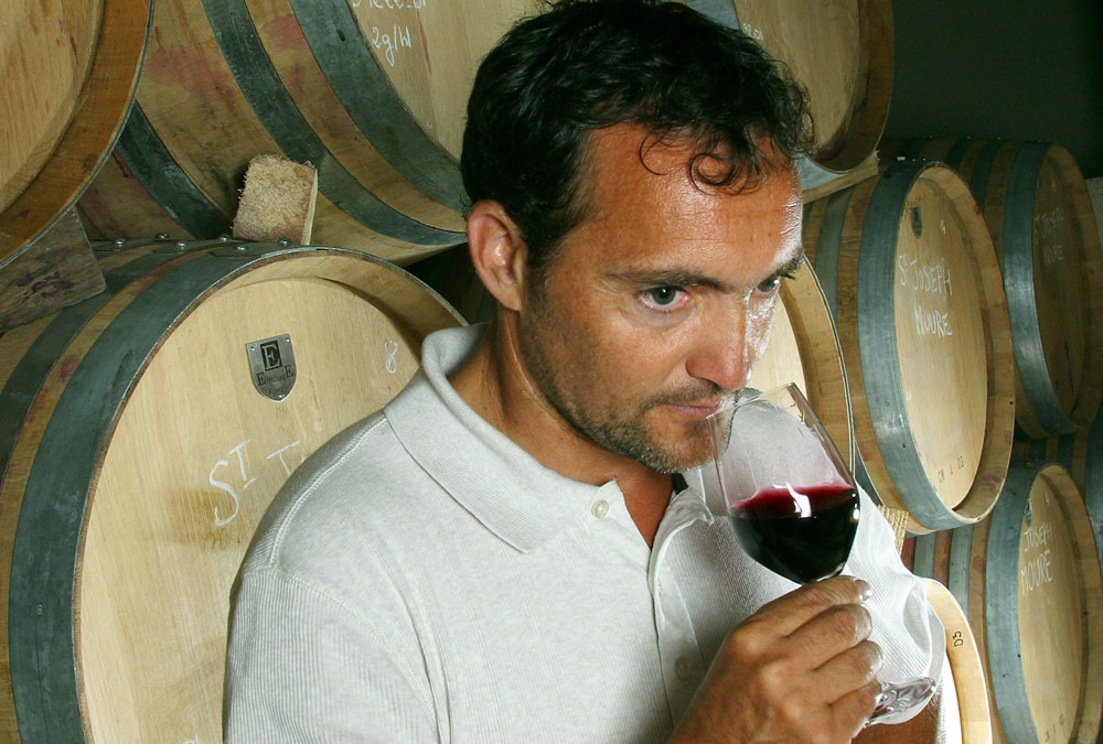Yves Cuilleron Tasting Prince Wine Store Saturday 27th June